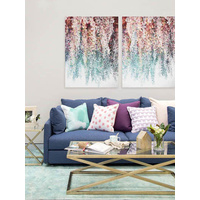 Wisteria Lane I Art Print