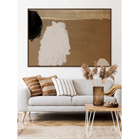 Brick and Mortar III Canvas Canvas Art Print