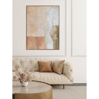 Gentle Canvas Art Print