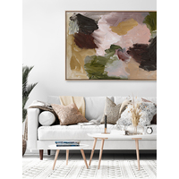 Cobblestone III Canvas Art Print