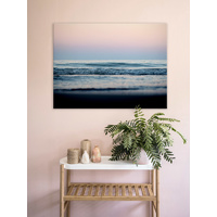 Rainbow Bay Canvas Art Print