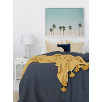 Laguna Canvas Art Print
