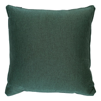 Emerald Twill Square Cushion Package