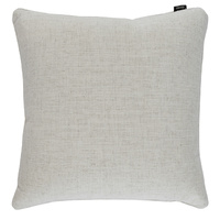 Ivory Woven Square Cushion