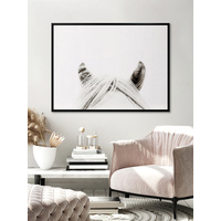 Listen Up Canvas Art Print