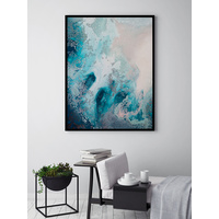 Tidal Dance Canvas Art Print