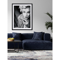 Marilyn Mono Poster