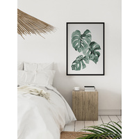 Zulu Monstera Poster