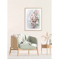 Gum Tree Blossoms Poster