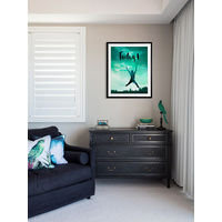 Today I Leap Canvas Art Print