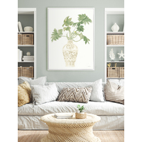 Hamptons Holiday III Canvas Art Print