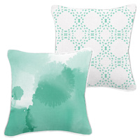 Mint Crush Cushion