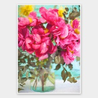 A Hint of Spring Rolled Fine Art Print