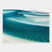 Pure Shores Unframed
