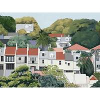 Surry Hills Canvas Art Print