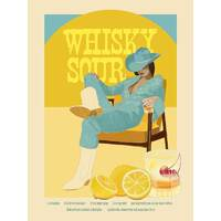Whisky Sour Poster