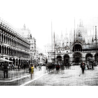 Piazza San Marco Canvas Art Print