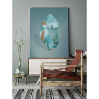 Amazonite Framed Art Print