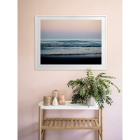 Rainbow Bay Framed Art Print