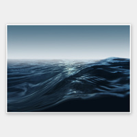 Refraction Rolled Fine Art Print
