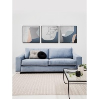 Curlicue Framed Art Print