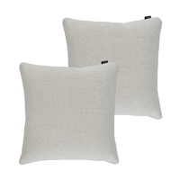 Ivory Woven Cushion Package