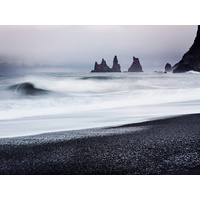 East Iceland Canvas Art Print