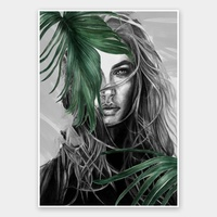 Breathless Rolled Fine Art Print