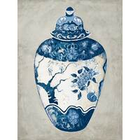 Orient I Canvas Art Print
